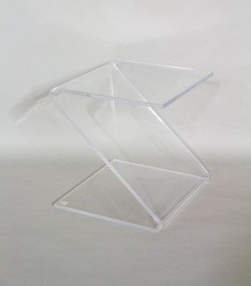 Modern Lucite Table