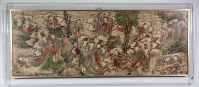 Chinese Ming Dynasty Painting