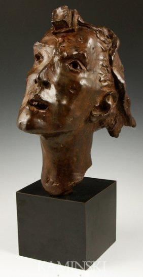 "Aronson, ""False Messiah"", Bronze"
