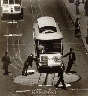 Yavno, San Fransisco, Silver Gelatin Print