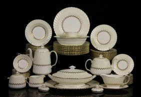 Minton China Service For 12