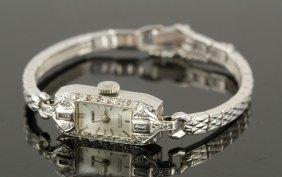 Ladies' Brichot 17 Jewel Wristwatch