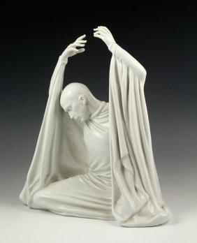 Rosenthal Harald Kreutzberg Porcelain Figure