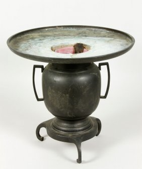 19th C. Chinese Bronze Censer