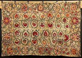 19th C. Suzani Embroidery