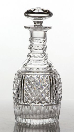 Waterford Cut Glass Decanter