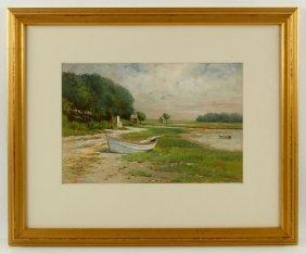 Burrill, Lynn Marsh, Watercolor