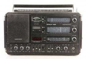 Grundig Satellit 3400 Radio