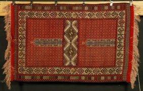 Antique Ersari Or Bokhara Carpet