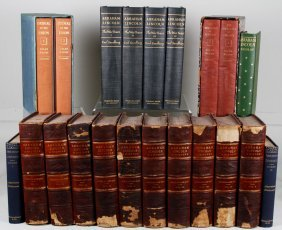 Lot Of Books On President Lincoln