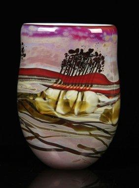 Miller Glass Vase