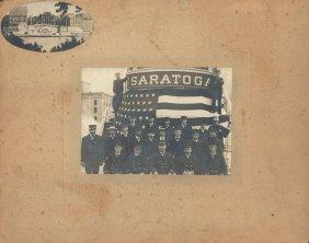 Steamship Saratoga, Photograph