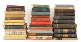 Lot Of 19th / 20th C. Books