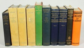 Lot Of Foreign Language Books