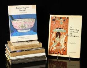 Lot Of 9 Books On Chinese Ceramics