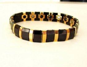 Hematite Powerful Magnetic Bracelet For Arthritis Pains