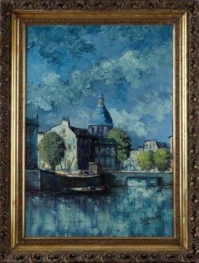 "Louis Michel Bernard (1885-1962), ""brussels Naval"