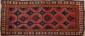 Shiraz Carpet, 9' X 4' 10.