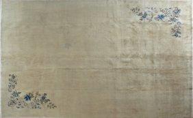 Tabriz Carpet, 9' 3 X 11' 9.