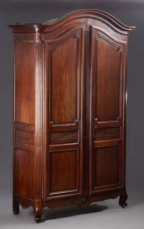 French Directoire Louis Xv Style Carved Mahogany
