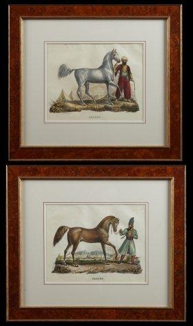 """K.j. Brodtmann (1787-1862), """"araber,"""" And """"perser,"""""""