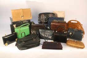 Vintage Designer Bag 15 Items Gucci Bottega Veneta