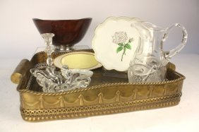 Dining Room Group Lot Herend And More