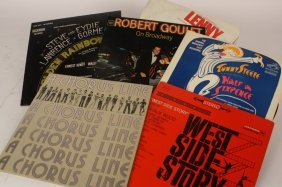 Six Original Broadway Cast And Soundtrack Albums