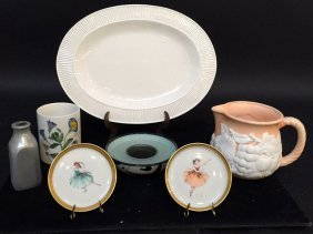 Mixed Lot Of Rosenthal, Crowell & Shafford