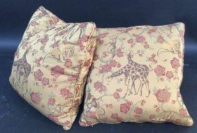 Greef Fabric Custom Throw Pillows Greef Fabric Custom