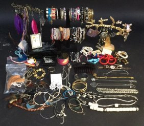 Group Lot Jewelry Juicy Couture & Sterling Group Lot