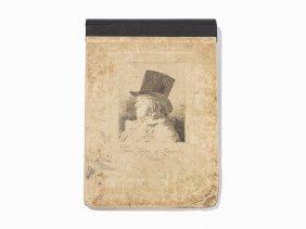 """Goya, Complete """"los Caprichos,"""" 5th Ed., Real Academia"""