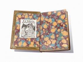 Ex-libris Rudolph Valentino, Comment Discerner Les