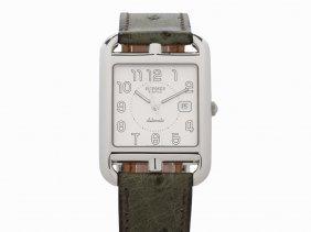Hermès Cape Cod Wristwatch, Ref. Cc1.710.220, C.1998