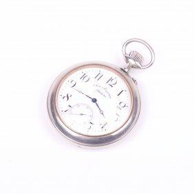 "Metal Pocket Watch ""doxa""."