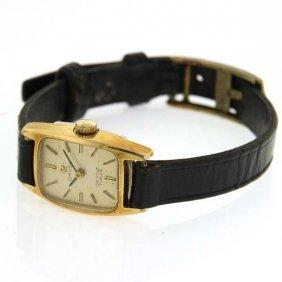 Omega De Ville Turler Lady's Wrist Watch.