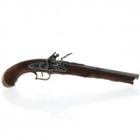 Flintlock Pistol Replica