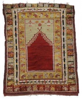Turkish Prayer Rug