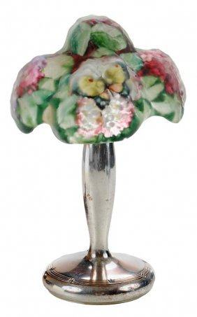 Pairpoint Puffy Miniature Boudoir Lamp