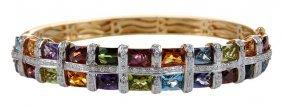 Bellarri Multi-gemstone And Diamond