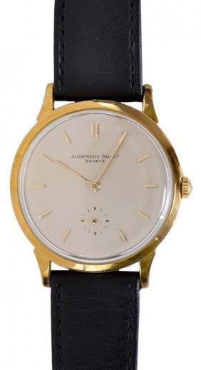 Gentleman's Audemars Piguet Wrist