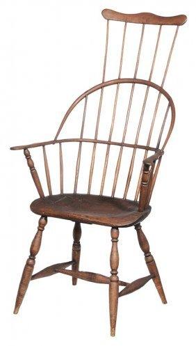 American Comb-back Windsor Armchair