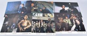 Star Wars & Esb Movie Still Picture Sets