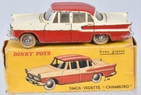 Dinky Simca Vedette Chambord W/ Box