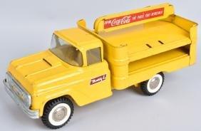 Buddy L Pressed Steel Coca Cola Truck