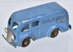Marx Pressed Steel Delivery Truck