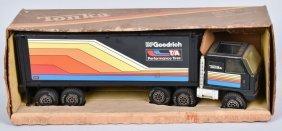 Tonka Long Haul Bf Goodrich Truck W/box