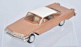 1960 Edsel Coupe Promo Car