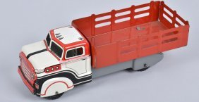 Marx Stake Bed Truck