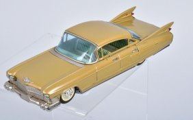 Bandai Tin Friction 1959 Cadillac